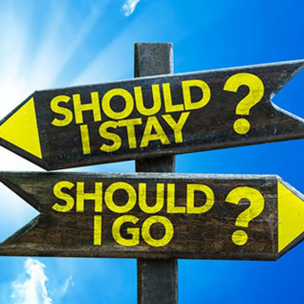 Relocation: Should I Stay or Should I Go?